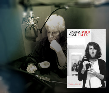 graham Nash reads Wild Tales