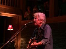 Graham Nash plays Levon Helm Studios in Woodstock Sunday. (Photo: John Barry/ Poughkeepsie Journal)