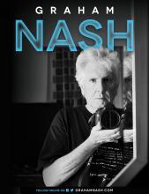 Graham Nash Solo U.S. Summer Tour