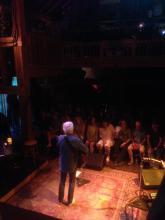 Graham Nash performs at Levon Helm Studios Aug. 2.
